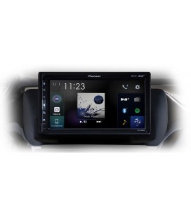 Multimedia Player Auto PIONEER SPH-EVO62DAB-208, Apple CarPlay, Android Auto, DAB+, compatibil Peugeot 208 / 2008 (2012 - 2019)
