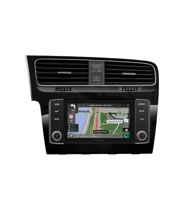 Multimedia Player Auto PIONEER AVIC-EVO1-G72-QYI, Apple CarPlay, Android Auto compatibil VOLKSVAGEN GOLF 7