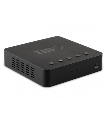 Receiver Stereo Wireless TIBO BOND 4, 2*25W RMS, Wi-Fi, Multiroom, Bluetooth, USB, AUX, Internet Radio