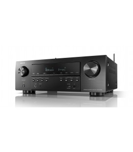 Network Receiver AV 7.2 DENON AVR-S750H, 140W, 4K Ultra HD, DTS:X™, DTS Virtual:X®, Wi-Fi, Bluetooth and HEOS built-in
