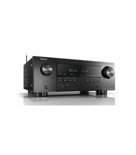 Network Receiver AV 7.2 DENON AVR-S960H, 145W, 8K/60Hz, DTS:X™, DTS Virtual:X®, Wi-Fi, Bluetooth and HEOS built-in