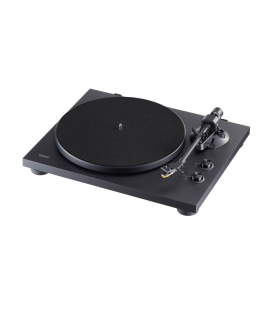 Pickup Turntable hi-fi TEAC TN-280BT BLACK, Phono EQ, Bluetooth