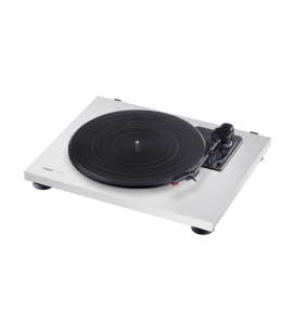 Pickup Turntable hi-fi TEAC TN-180BT WHITE, Phono EQ, Bluetooth