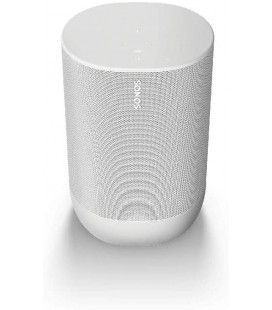 Boxa wireless portabila SONOS MOVE White, Alexa Voice Control, Google Assistant and AirPlay 2