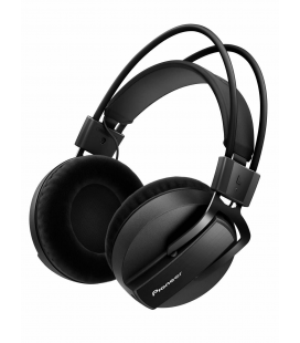 Casti DJ profesionale Over ear Pioneer HRM-7, Studio Monitor headphones, 97 dB, Frequency Range 5 - 40000 Hz, Impedance  45 Ω