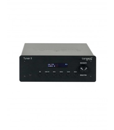 Tuner hi-fi Tangent TUNER II,  DAB/DAB +, Output Analogue Out, Optical Digital Out