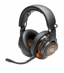 Casti Gaming  JBL QUANTUM ONE, JBL QuantumSPHERE 360™ surround sound, 20Hz – 40kHz, Impedanta nominala 32 Ω, SPL 97dB