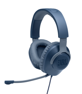 Casti Gaming  JBL QUANTUM 100 WHITE, QuantumSOUND™