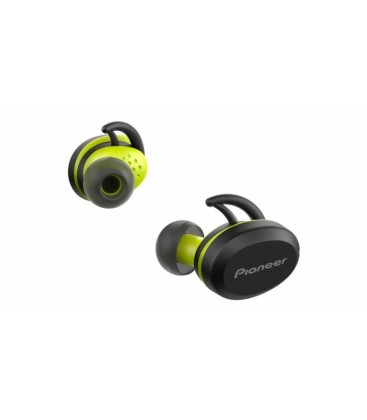 Casti SPORT in ear Casti SPORT in ear wireless cu Bluetooth PIONEER SE-E8TW-Y, Bluetooth® 4.2, IPX5 Certified