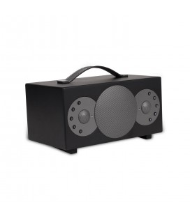 Boxa Wireless portabila TIBO SPHERE 4 BLACK, Bluetooth, Wi-Fi, Multiroom, Internet Radio, 50W RMS