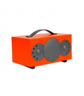 Boxa Wireless portabila TIBO SPHERE 2 ORANGE, Bluetooth, Wi-Fi, Multiroom, Internet Radio, 30W RMS