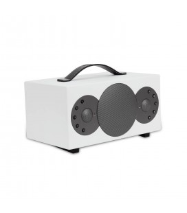 Boxa Wireless portabila TIBO SPHERE 2 WHITE, Bluetooth, Wi-Fi, Multiroom, Internet Radio, 30W RMS