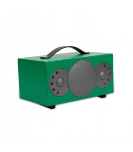 Boxa Wireless portabila TIBO SPHERE 2 GREEN, Bluetooth, Wi-Fi, Multiroom, Internet Radio, 30W RMS