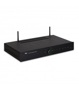 Network Receiver Stereo Wireless TIBO SIA75, 2*75W RMS, Wi-Fi, Multiroom, Bluetooth, USB, AUX, Internet Radio