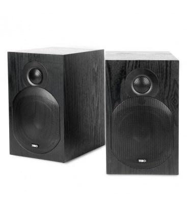 Boxe Wireless Stereo TIBO PLUS 3.1 BLACK, Bluetooth, Optical IN, Sub Out, 2x55W RMS