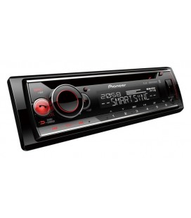 CD player auto PIONEER DEH-S520BT, 4x50W, 1DIN, Bluetooth, Display Multicolor,  USB, compatibil Apple/Android, ARC App