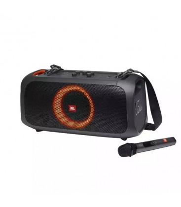 Boxa wireless cu Bluetooth® JBL PartyBox 100, party speaker with light effects