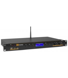 Player audio profesional POWER DYNAMICS PDC40 DAB+, Bluetooth, DAB + / FM, USB, Bluetooth