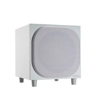 Subwoofer Activ Monitor Audio Bronze W10 (6G) White, 220W RMS