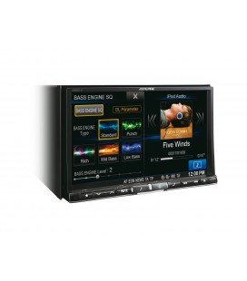 "Unitate multimedia AUTO 2DIN cu navigatie incorporata ALPINE X800D-U , 8"" TOUCH SCREEN, DAB / DAB +, Bluetooth"