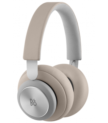 Casti Over Ear cu microfon Bang & Olufsen Beoplay H4  2nd Gen Limestone