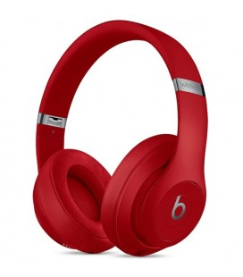 Casti On ear Wireless BEATS Studio 3 RED MQD02ZM/A Bluetooth, Over-Ear, Microfon, Noise Cancelling, rosu