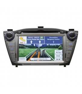 "Unitate multimedia 2DIN CAR VISION DD-A01, TouchScreen Display Gorilla Glass 7"", 4 x 50W, Wi-Fi, Bluetooth, androidPlayer auto"