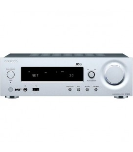 Network Stereo Receiver Onkyo R-N855  - silver