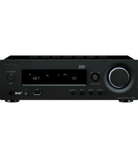 Network Stereo Receiver Onkyo R-N855  - black