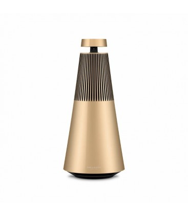 Boxa wireless Bang & Olufsen BEOSOUND 2 GVA GOLD TONE, Wi-Fi, Bluetooth® , Apple AirPlay 2, Chromecast built-in