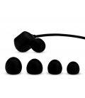 Casti Wireless in ear SENNHEISER ADAPT 460, Active Noise Cancelling, Certificare UC Teams