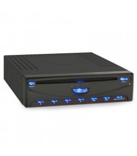 DVD player auto AMPIRE DVX203, DVD, USB, SVCD, MVCD, MSVCD, VCD, Dolby digital