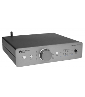 DAC DAC Cambridge Audio DacMagic 200M Lunar Grey, Decodare MQA, Filtru selectabil, Bluetooth 5.0 A2DP, SBC si aptX