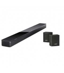 SET BOSE SOUNDBAR 700 BLACK, SURROUND SPEAKERS