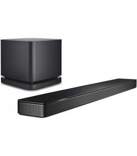 Set Soundbar BOSE SOUNDBAR 500 BLACK, Bass Module 500
