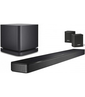 Set Soundbar BOSE SOUNDBAR 500 BLACK, Surround Speakers, Bass Module 500