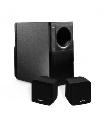 SET Sonorizare Subwoofer Bose FreeSpace 3 Series 1 Surface Acoustimass SI SATELITI BOSE FREESPACE 3 BLACK