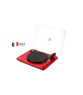 Pickup Turntable HI-FI ELIPSON CHROMA 400 WHITE, fabricat in Franta
